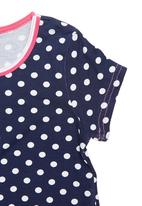 Precioux - Spotted Tunic Navy