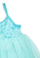 Precioux - Princess Dress Light Green
