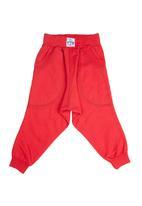 Precioux Bucks - Boys Cuffed Pants Red
