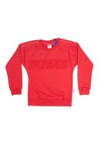 Precioux Bucks - Bucks Sweat Top Red