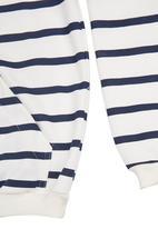 Sam & Seb - Striped Hoodie Multi-Colour
