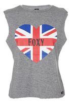 Foxy - Sloppy Vest Grey