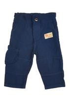 TORO CLOTHING - Cargo Pants Navy