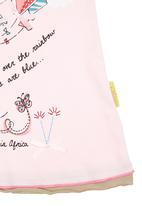 Hooligans - Skies Girls Top Pale Pink