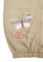 Hooligans - Girls Safari Pants Beige