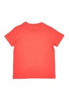 POLO - Polo T-shirt Red