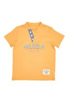 POLO - Henley Orange