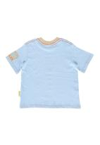 Hooligans - Just Too Cool Top Mid Blue