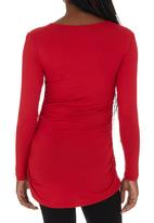 Cherry Melon - Side Gauge Top Red
