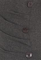edit - Button detail top Dark Grey