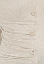 edit - Button detail top Stone