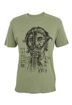 RVCA - It's not you T-shirt Mid Green