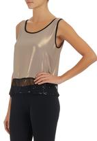 STYLE REPUBLIC - Glamour Cami Taupe