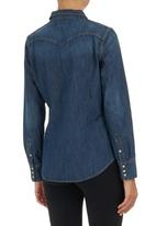 Levi's® - Dark Heritage Shirt Blue Dark Blue