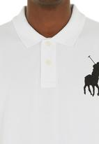 POLO - Big pony golfer White
