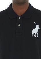 POLO - Big pony golfer Black