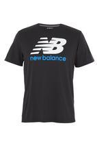 New Balance  - Essential NB tee Black
