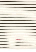 Phoebe & Floyd - Reversible blanket Black/White