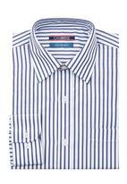 Cambridge - Stripe shirt Blue