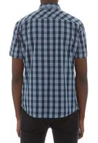 Smith & Jones - Isleworth shirt Navy