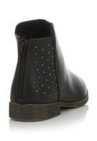 RAGE - Girls boots Black