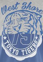 Tokyo Tigers - Mambi tee Navy