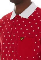 Voi - Compass polo Red