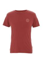 RVCA - Motor chest pigment tee Red