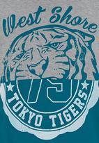 Tokyo Tigers - Mambi tee Green