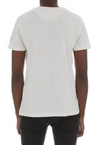 Crosshatch - Industrial T-shirt White