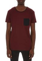 Deacon - Shadow tee Red