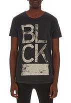 Deacon - Tee Black
