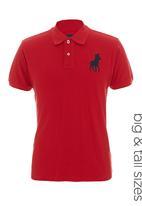 POLO - Big pony golfer Red