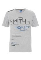 Smith & Jones - Walham T-shirt Grey