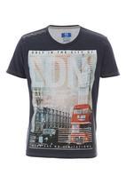 Smith & Jones - Sunbury T-shirt Pale Grey