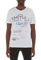 Smith & Jones - Walham T-shirt White