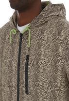Dstruct - Modular jacket Animal-print