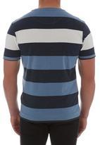 Smith & Jones - Ladbroker T-shirt Navy