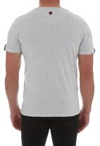 Smith & Jones - Marsden T-shirt Grey