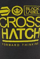 Crosshatch - Large Go Grey