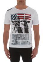Smith & Jones - Hix T-shirt White