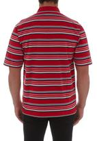 Pringle of Scotland - Cascata shirt Red