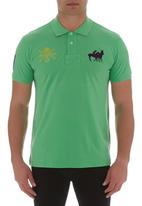 POLO - Club custom-fit golfer Green