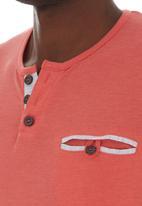 Pride & Soul - Brycen T-shirt Orange