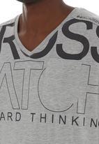 Crosshatch - Greatscape T-shirt Grey