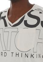 Crosshatch - Greatscape T-shirt Milk
