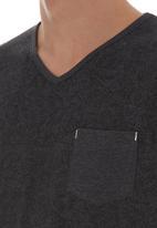 Pride & Soul - Wyatt T-shirt Dark grey