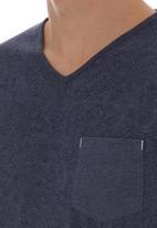 Pride & Soul - Wyatt T-shirt Dark Blue