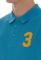 Pride & Soul - Adelanto golfer No.3 Mid blue