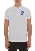 Pride & Soul - Adelanto golfer No.7 White